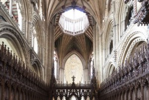 Ely Cathedral_interior