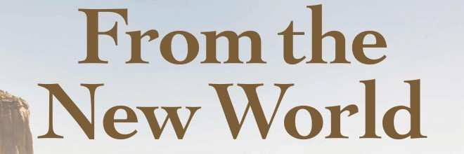 From the New World concert name for 6 November 2021